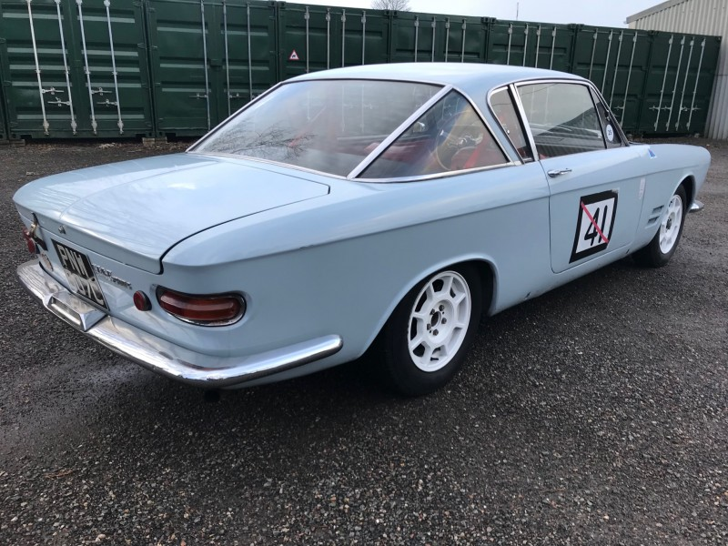 "Fiat 2300 ""S"" Abarth Coupé - Le Riche France"