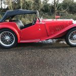 MG TC, Le Riche France
