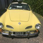 VW Karmann Ghia, Le Riche France