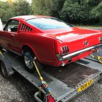 Ford Mustang, Le Riche France