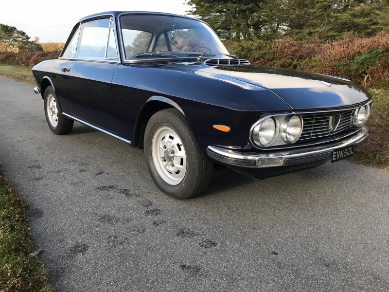 Lancia Fulvia 1.3S 2nd Series