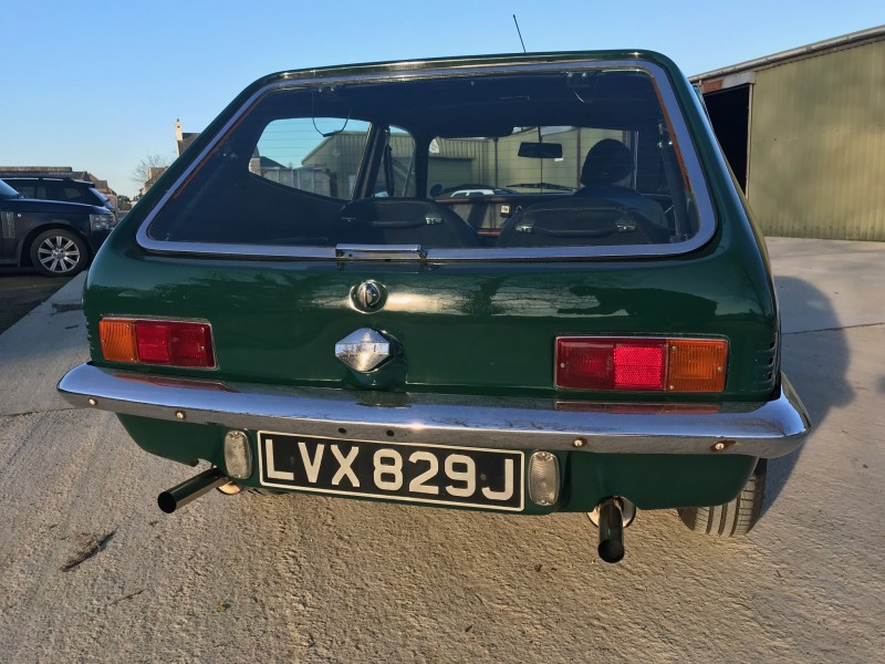 Reliant Scimitar Le Riche France