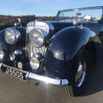 Triumph Roadster 2000, Le Riche France
