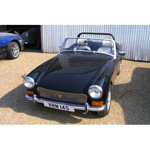 MG Midget 1500 - Le Riche France